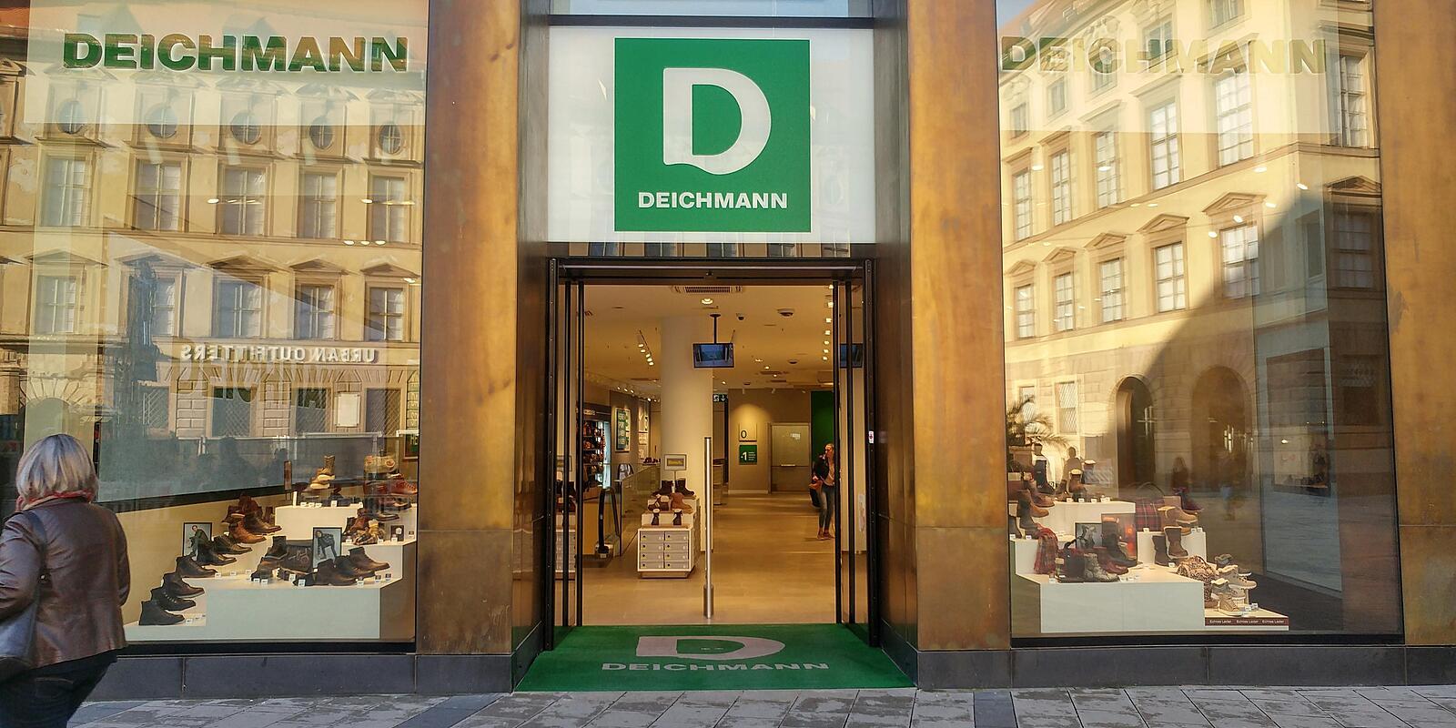 Deichmann Schuhe, Neuhauser Str. Altstadt, München Schuhe
