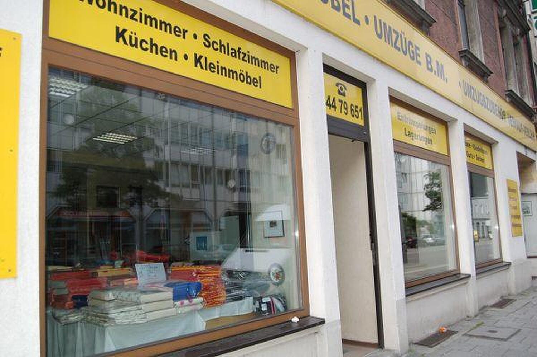 B M Gebrauchtmöbel Rosenheimer Str Haidhausen München Second