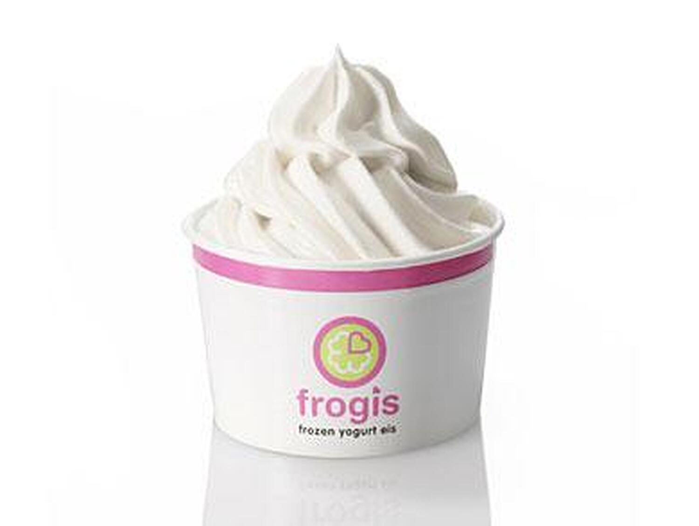 frogis frozen yogurt schokifaktur karlsplatz stachus altstadt m nchen frogis frozen. Black Bedroom Furniture Sets. Home Design Ideas