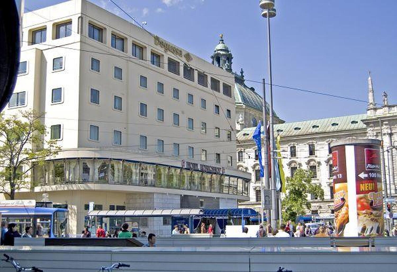 Hotel In Munchen Am Karlsplatz
