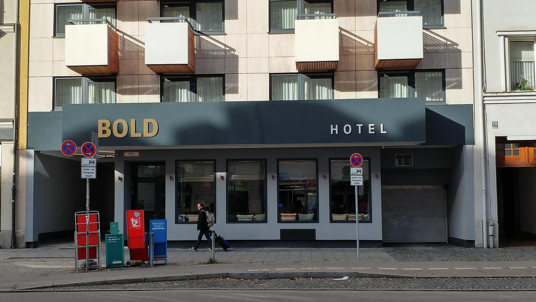 Bold Hotel München bold hotel munich bold hotel muenchen photo bold hotel mnchen