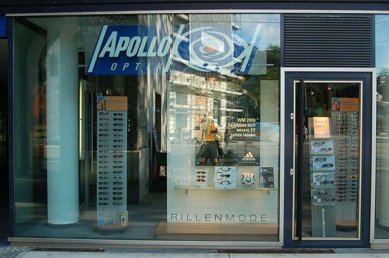 Apollo Optik Pacellistr Altstadt München Optiker