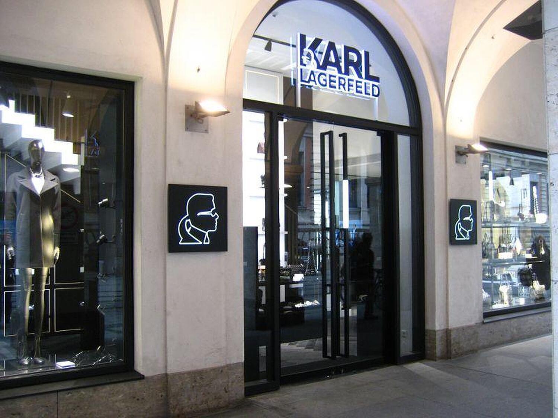 karl lagerfeld maffeistr maffeihof altstadt m nchen designermode willkommen. Black Bedroom Furniture Sets. Home Design Ideas