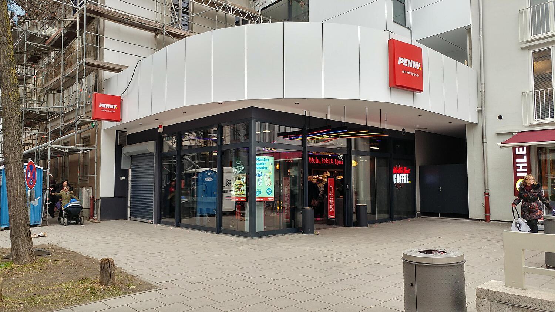 Penny Markt Discounter Rostock