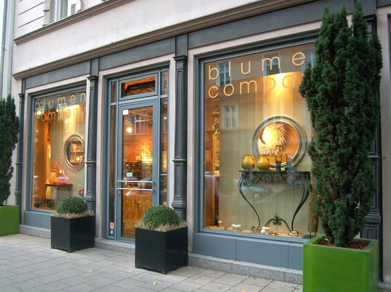 blumen company rumfordstr glockenbachviertel m nchen blumen company willkommen. Black Bedroom Furniture Sets. Home Design Ideas