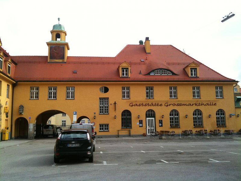Wallner München gaststätte großmarkthalle wallner kochelseestr untersendling