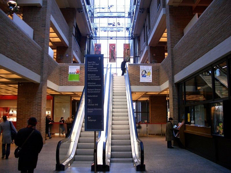 Bibliothek Gasteig