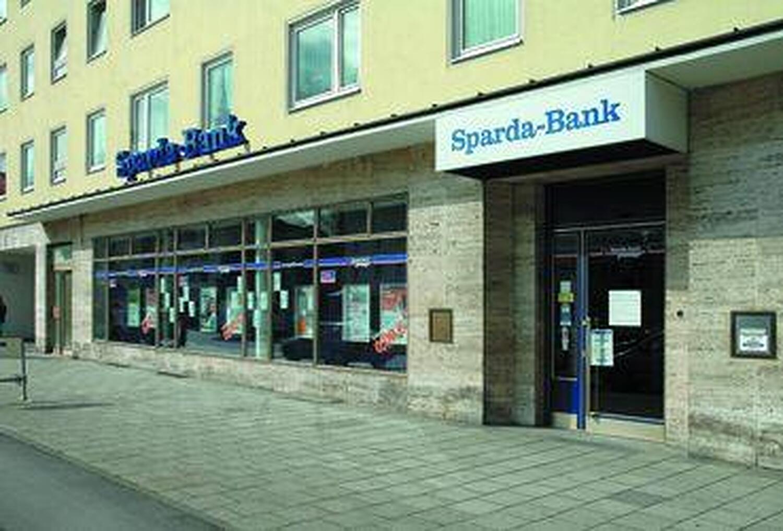 Sparda bank m nchen eg dachauer str maxvorstadt for Offnungszeiten sparda bank
