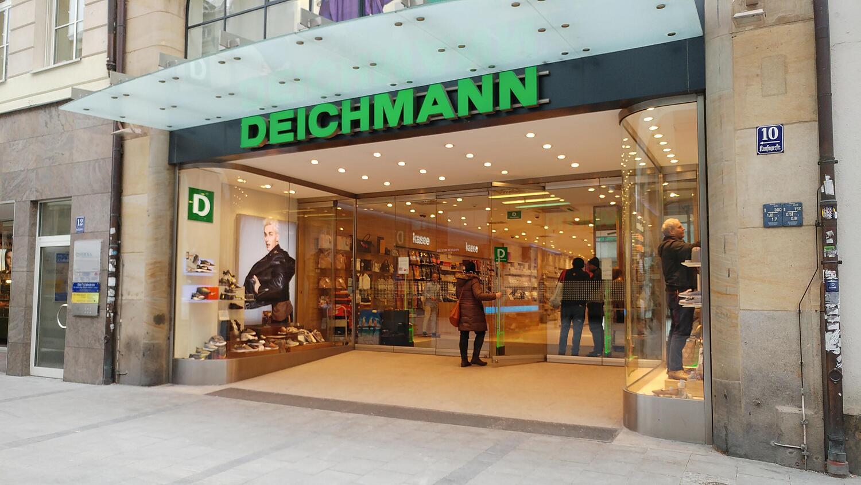 Deichmann Login