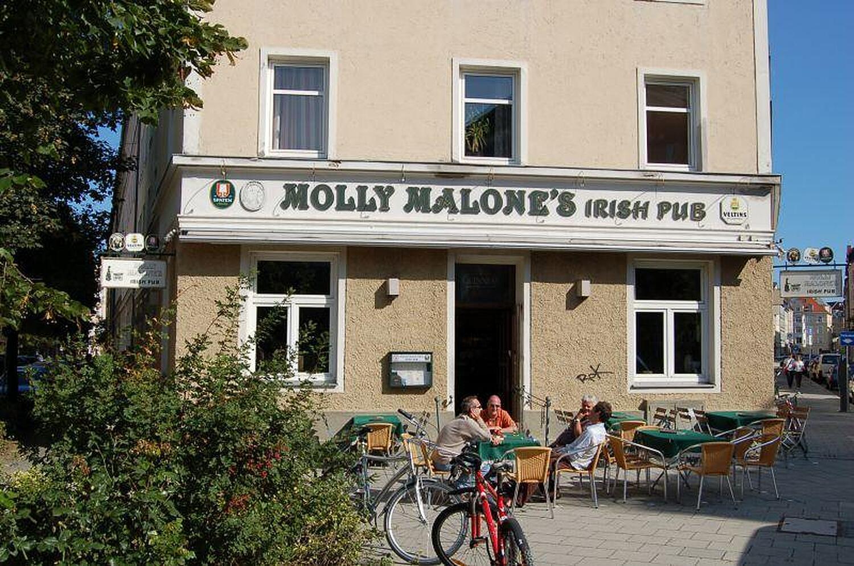 Molly Malones, Kellerstr., Haidhausen, München - Molly