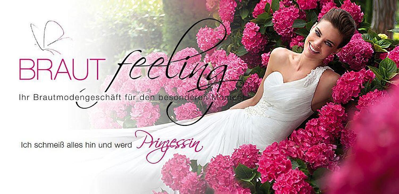 BRAUTfeeling - Brautmode und Abendmode, Sonnenstr., in der ...