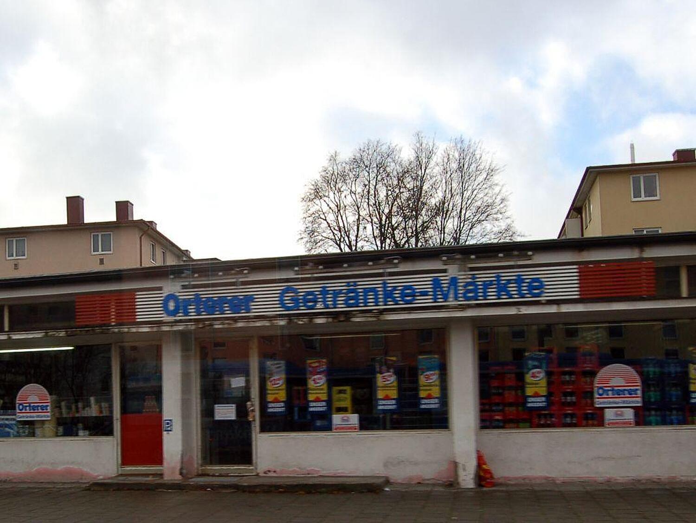 Orterer Getränkemarkt, Dachauer Str., Maxvorstadt, München - Orterer ...