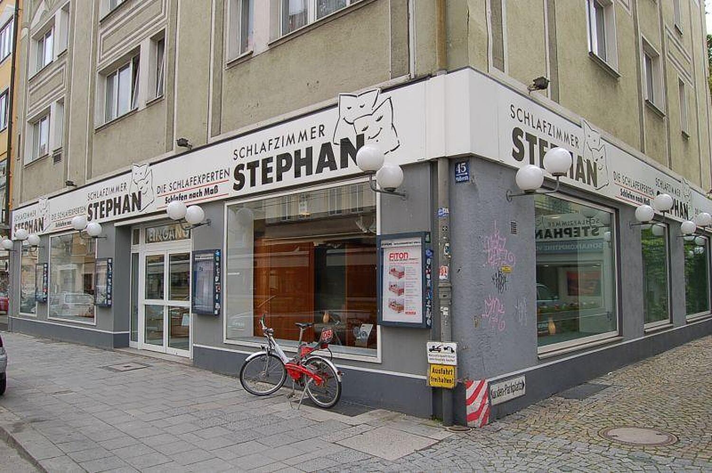 Schlafzimmer Stephan, Müllerstr. Glockenbachviertel, München ...