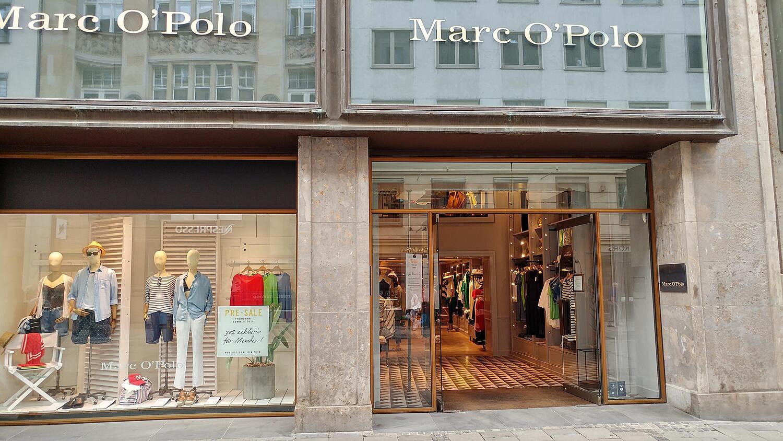 e28809cfb8 Marc O`Polo, Theatinerstr., Fünf Höfe Altstadt, München - Schmuck ...