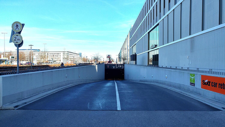 Parkhaus Arcaden