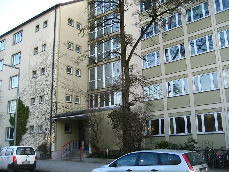 Sozialpsychiatrisches Zentrum, Teutoburger Str. Untergiesing