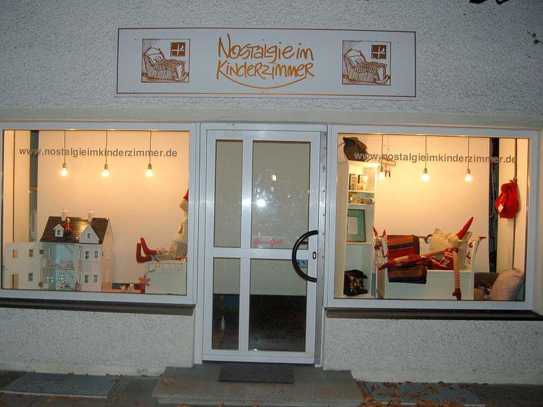 Nostalgie im Kinderzimmer, Herrenchiemseestr., Ramersdorf, München ...