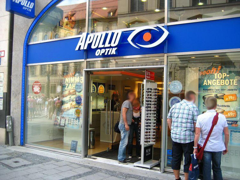 Apollo Optik Neuhauser Str Altstadt München Optiker