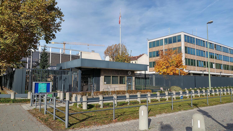 Us Generalkonsulat München