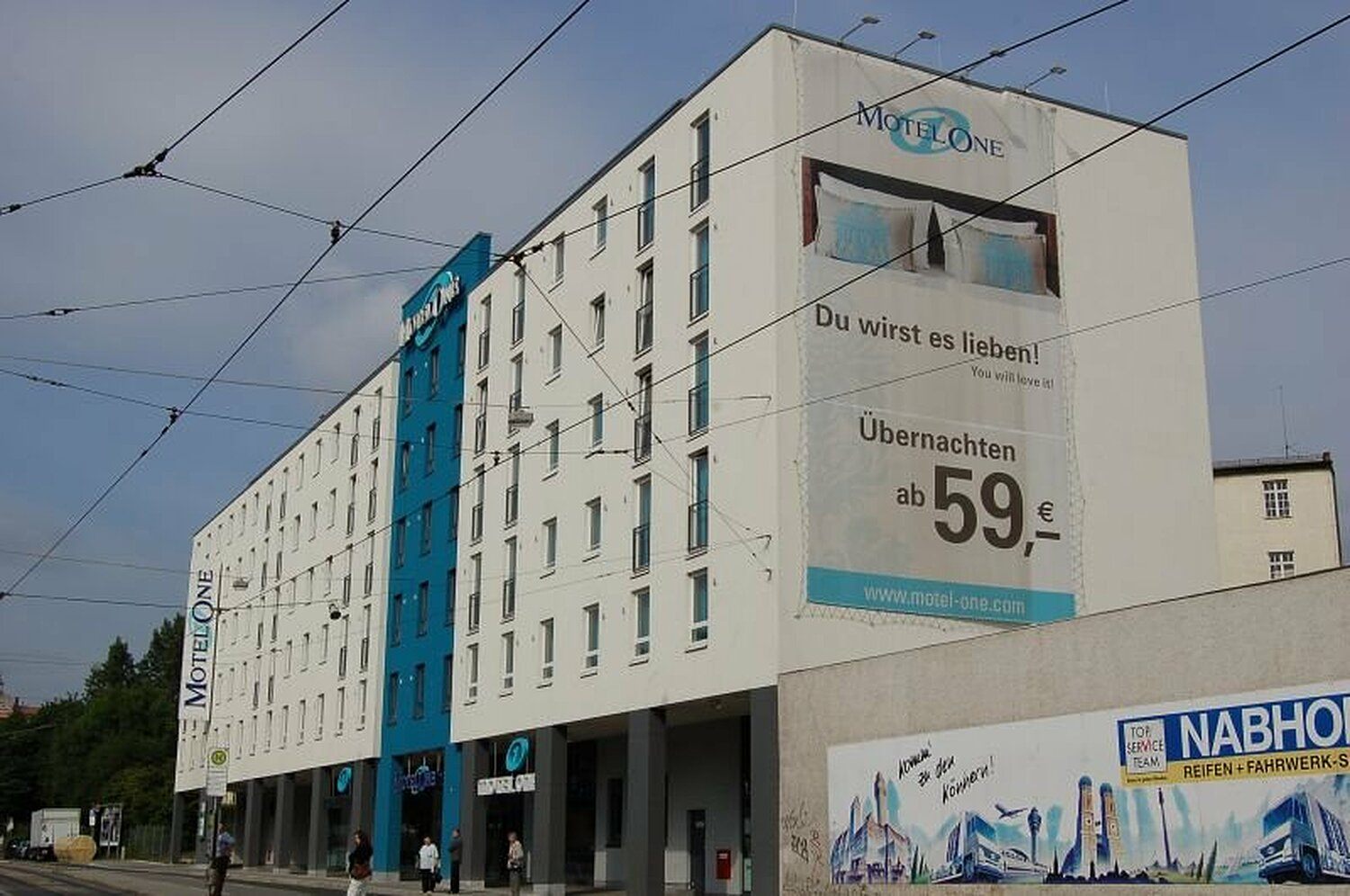 Permalink to Motel One Munchen City Ost