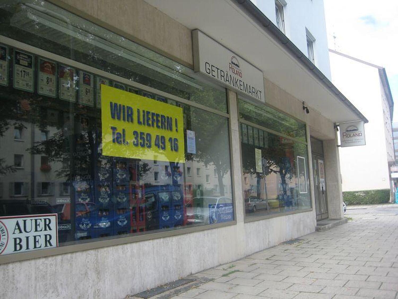 Getränke Roland, Griegstr., Milbertshofen, München - Getraenke ...