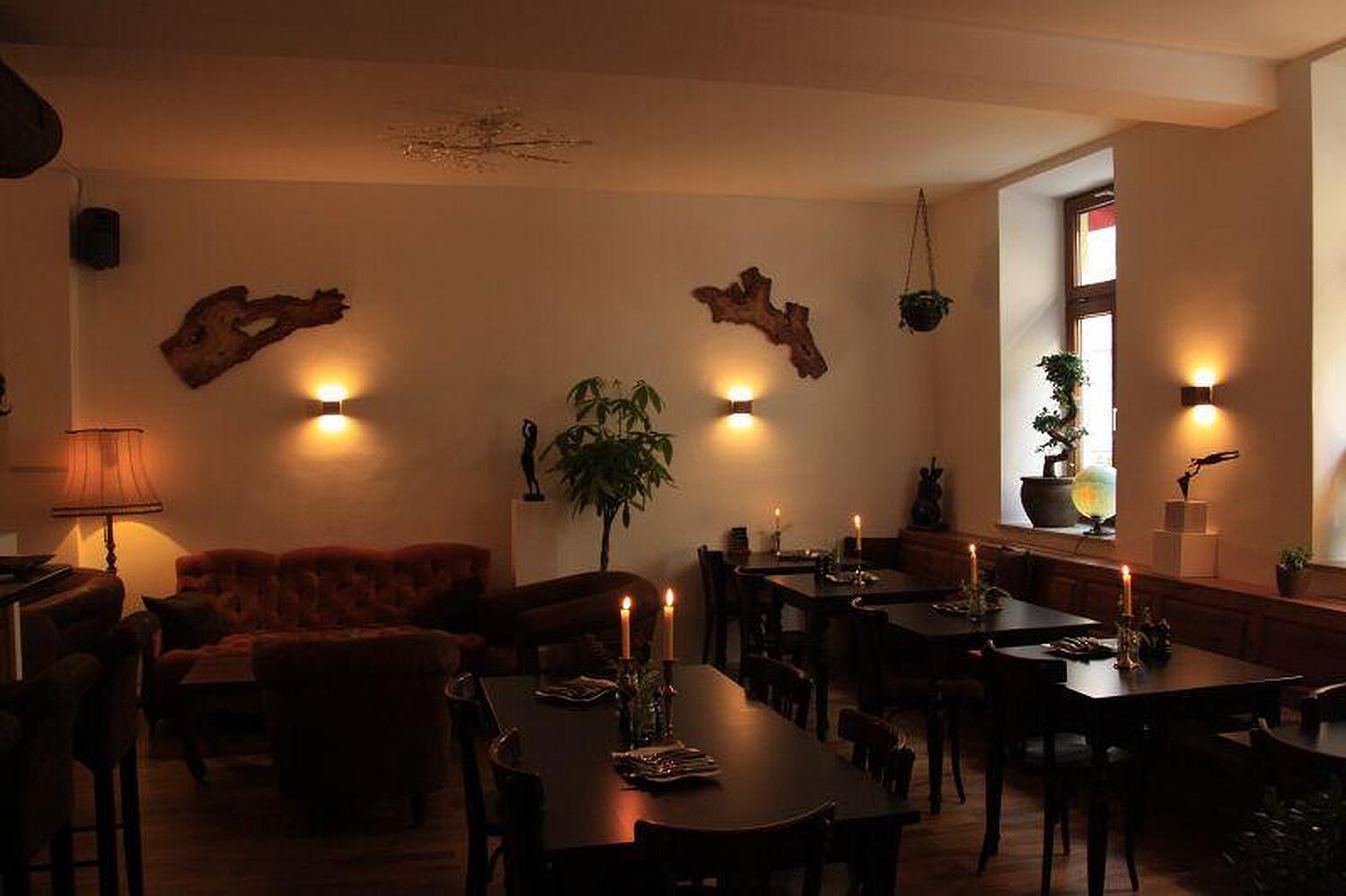 Ickes Restaurant Und Wohnzimmer Ickstattstr Glockenbachviertel