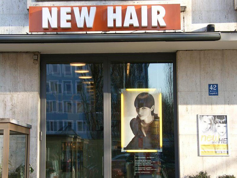 New Hair Leopoldstr Schwabing München Newhair Leopoldstr