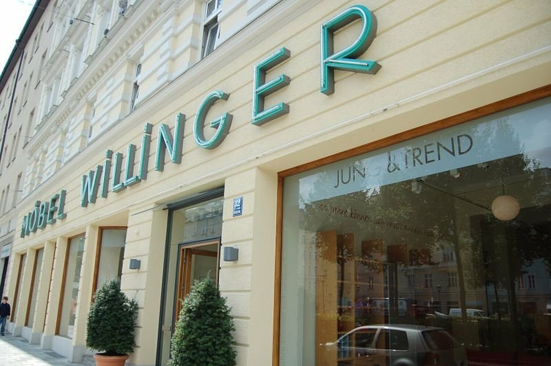 Möbelhaus Willinger Wörthstr Haidhausen München Antiquitäten