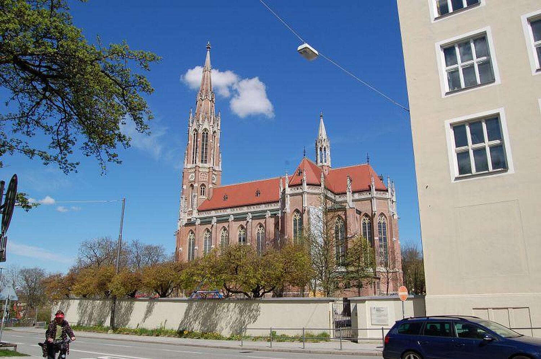 Pfarrei Heilig Kreuz Giesing Gietlstr Obergiesing