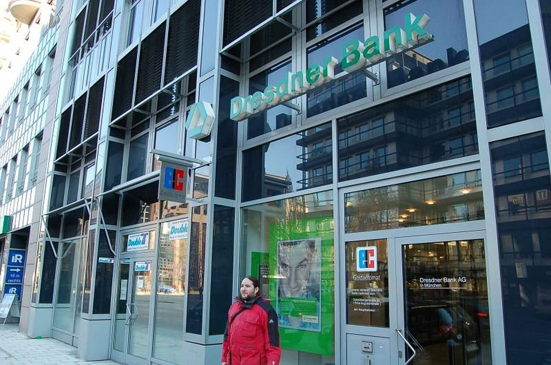 Commerzbank München Hauptbahnhof
