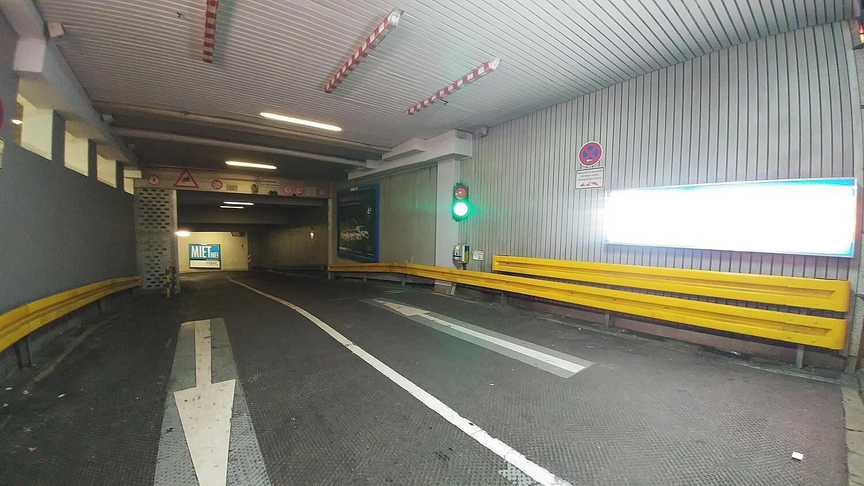 Parken München Hbf