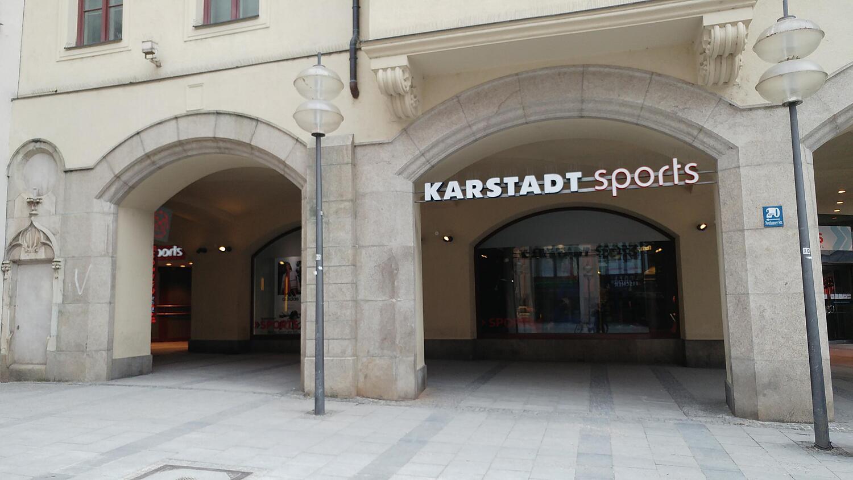 KARSTADT sports, Neuhauser Str. Altstadt, München