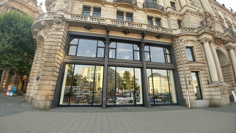 Ambiente direct lenbachplatz altstadt m nchen for Design einrichtung munchen