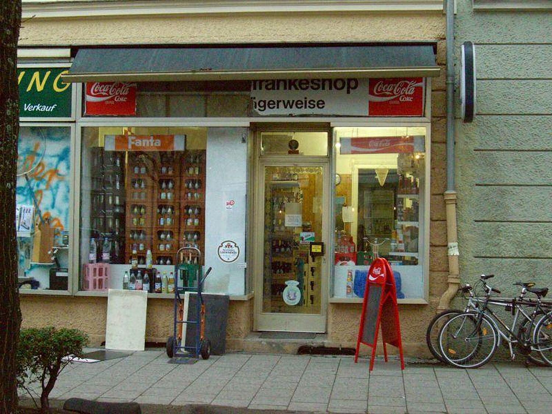 Sami\'s Getränkeshop Shanoon, Apianstr., Schwabing, München - Samis ...