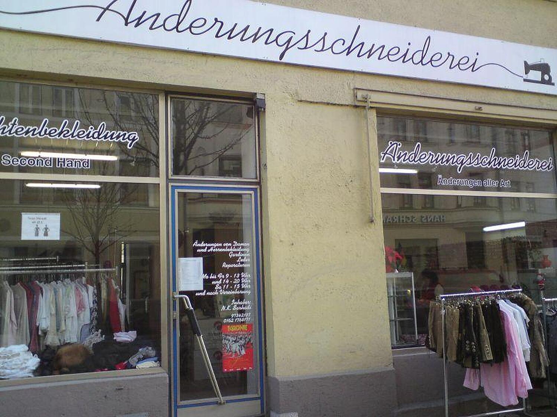Änderungsschneiderei sarhadi, häberlstr., glockenbachviertel ...