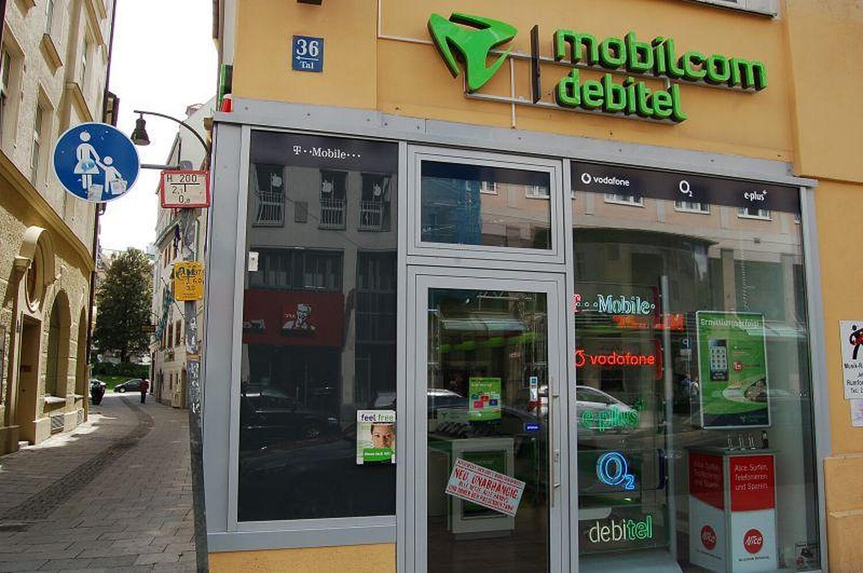 Mobilcom Debitel Leipzig