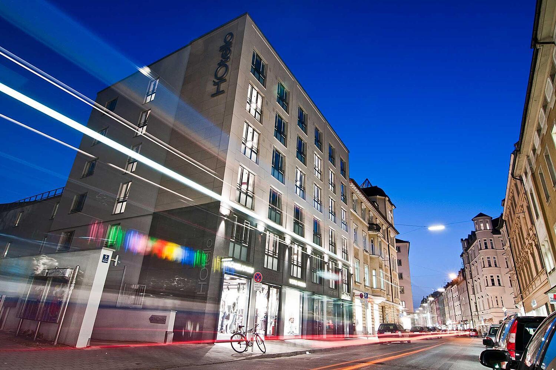H 39 otello h 39 09 hohenzollernstr schwabing m nchen for Design hotel schwabing
