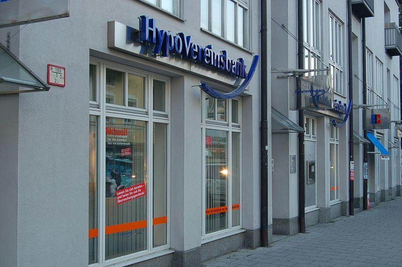 hypovereinsbank landsberger str pasing m nchen hypovereinsbank landsberger str willkommen. Black Bedroom Furniture Sets. Home Design Ideas