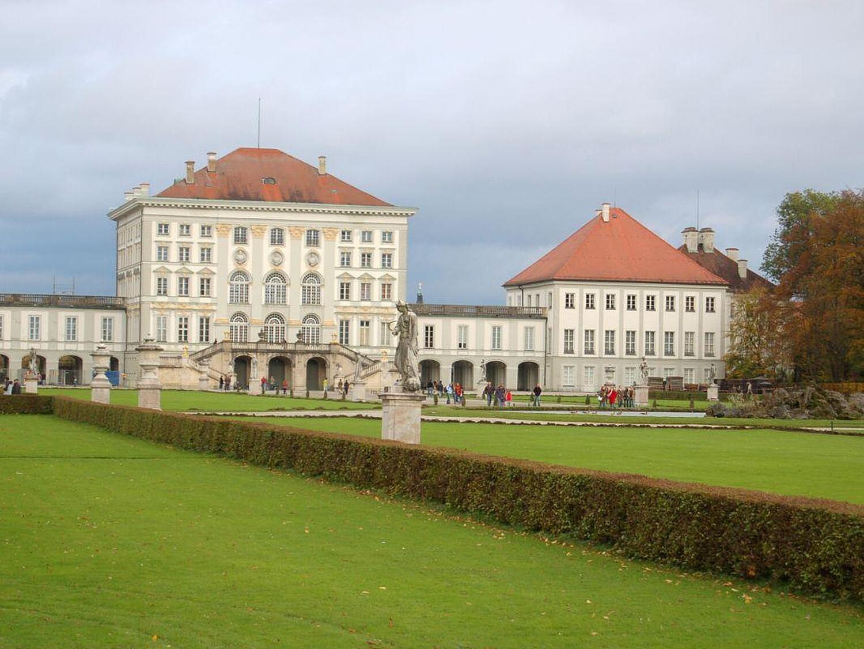 Schloss Nymphenburg München, Schloß Nymphenburg ...