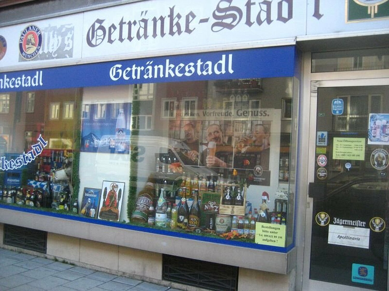 Humboldtstr München getränke stad l humboldtstr au münchen getraenke stadl