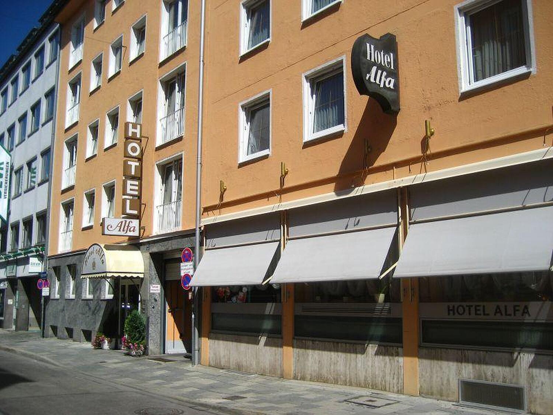 Hotel Alfa Hirtenstr Maxvorstadt Munchen Hotel Willkommen