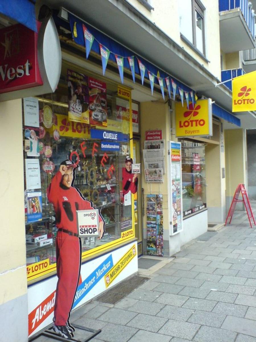 Lottoannahmestelle München