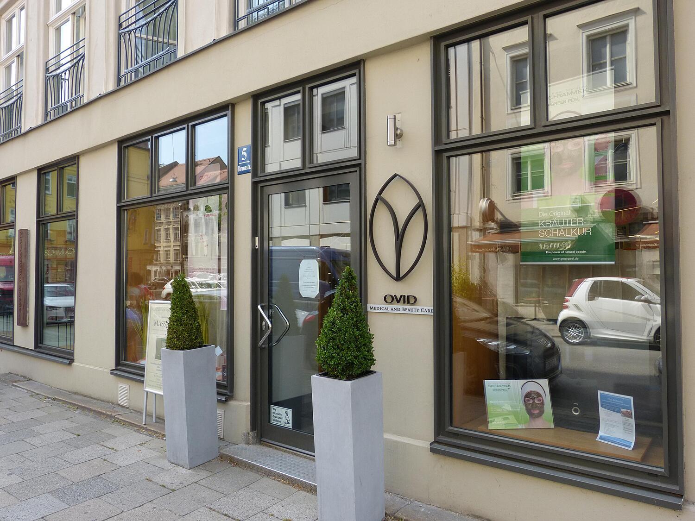 Ovid Medical and Beauty Care, Brunnstr. Altstadt, München ...