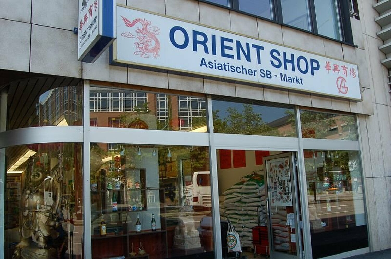 orient shop asiatischer supermarkt rosenheimer str haidhausen m nchen orient shop asia. Black Bedroom Furniture Sets. Home Design Ideas
