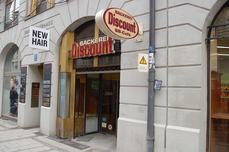 Discount Bäckerei Sendlinger Str Altstadt München