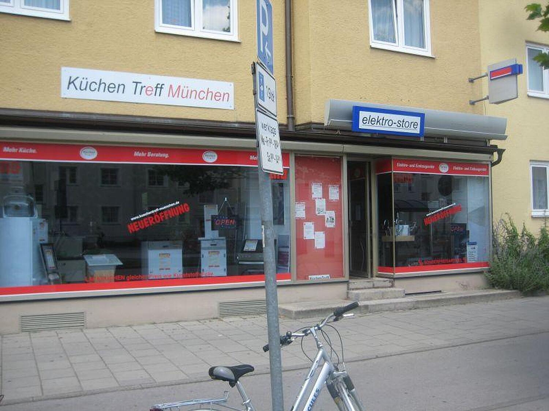 KüchenTreff München, Naupliastr , Harlaching, München KuechenTreff Muenchen Willkommen