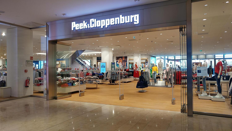 los angeles 9a313 bd8fc Peek & Cloppenburg in den Riem Arcaden, Willy-Brandt-Platz ...