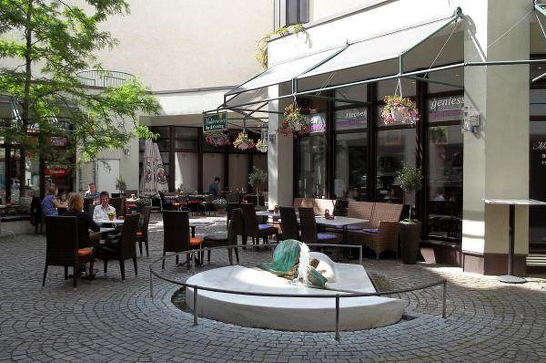 Mediterraneo, Brunnstr., Asam-Hof, Altstadt, München ...