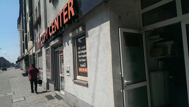 copycenter westend landsberger str pasing m nchen copycenter westend willkommen. Black Bedroom Furniture Sets. Home Design Ideas