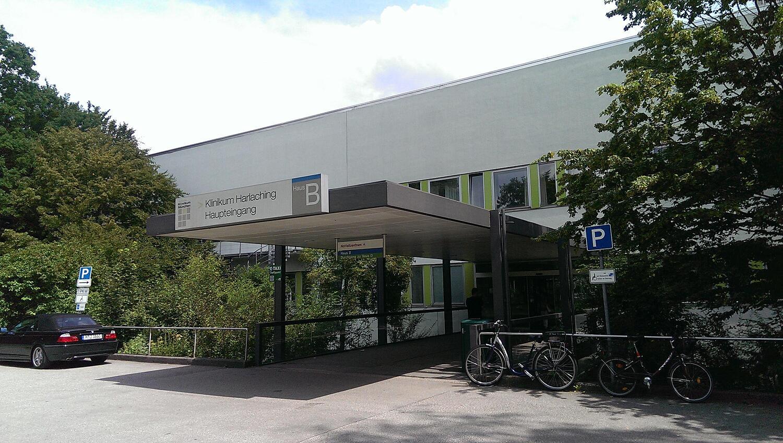 Städtisches Klinikum Harlaching Sanatoriumsplatz Harlaching